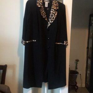 Dresses & Skirts - New Dana Kay 2 piece black dress